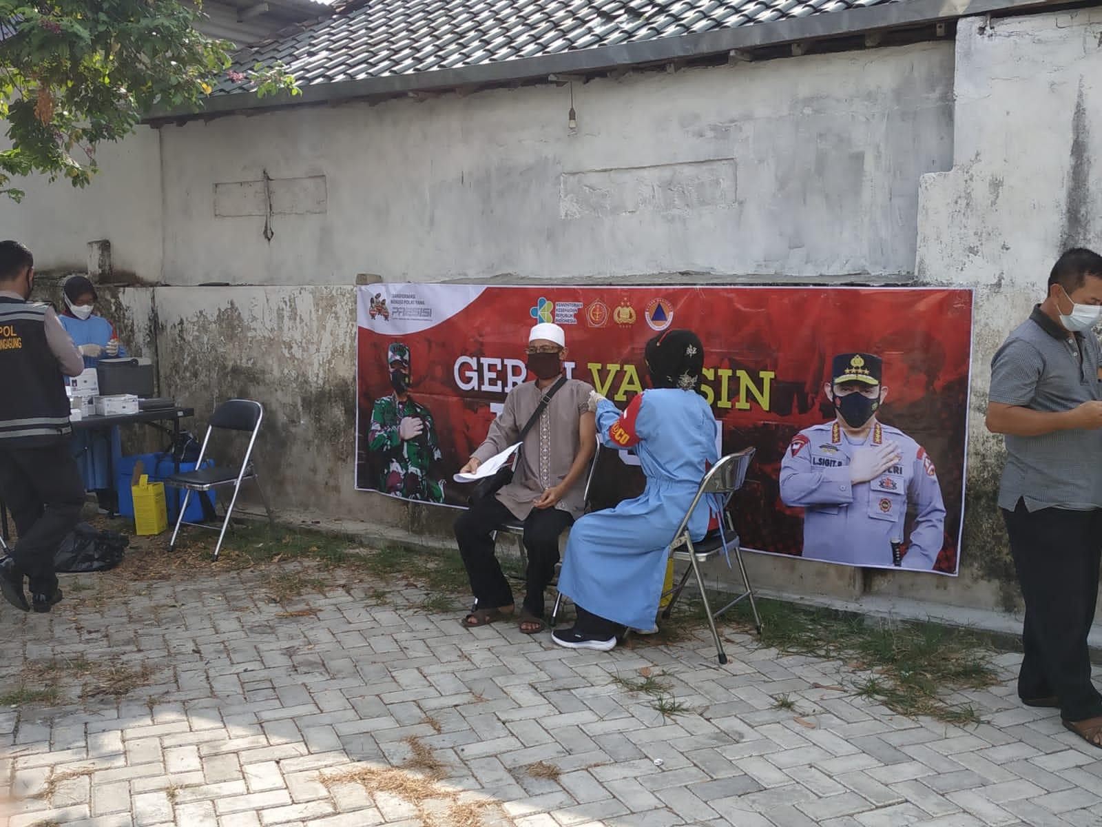 Vaksinasi Door to Door, Polres Tulungagung Sasar MUI dan Muhammadiyah