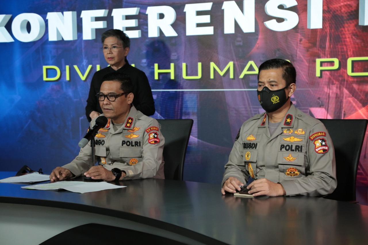 Mabes Polri Kini Hentikan Penyidikan Kasus 6 Laskar FPI